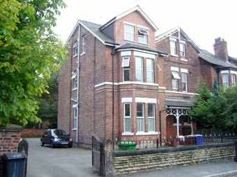 Thumbnail 2 bedroom flat to rent in Claremont Grove, Didsbury