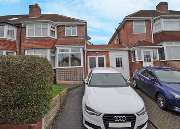 Thumbnail 3 bed semi-detached house to rent in West Park Avenue, Northfield, Birmingham