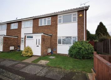 Thumbnail 3 bedroom end terrace house for sale in Rubens Close, Shoeburyness, Southend-On-Sea