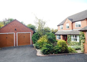 Thumbnail Detached house for sale in Moor Croft, Rugeley