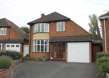 Thumbnail 3 bed detached house for sale in Newburn Croft, Quinton, Birmingham