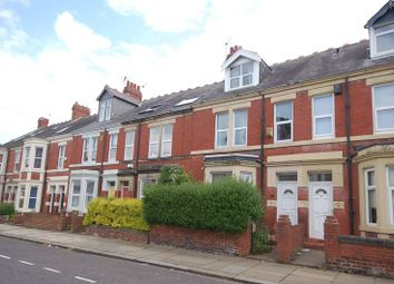 Thumbnail 4 bed terraced house for sale in Deuchar Street, Sandyford, Newcastle Upon Tyne