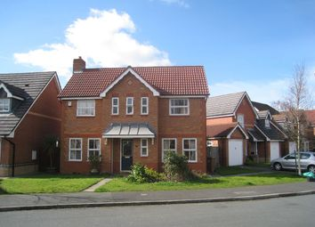 Thumbnail 3 bed detached house to rent in Milestone Meadow, Euxton, Chorley