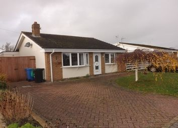 Thumbnail 2 bed detached bungalow to rent in Laurel Court, Rhyl