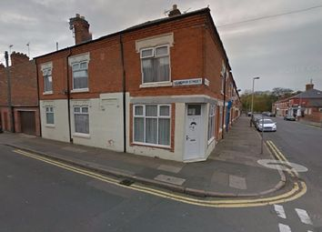 Thumbnail 3 bed terraced house to rent in Moat Road, North Evingthon, Leicester