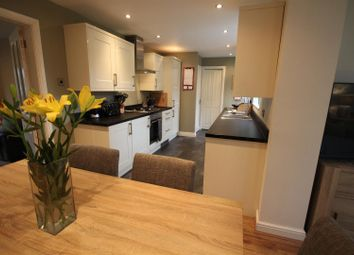 Thumbnail 3 bed detached house for sale in Pindars Way, Barlby, Selby