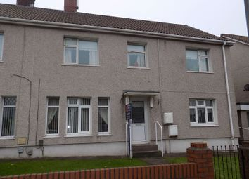 Thumbnail 2 bedroom flat to rent in Incline Row, Taibach, Port Talbot