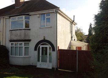 Thumbnail 3 bed semi-detached house for sale in Dudding Road, Goldthorn, Wolverhampton