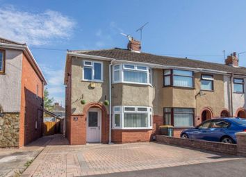 3 bed terraced house for sale in Nash Grove, Newport NP19