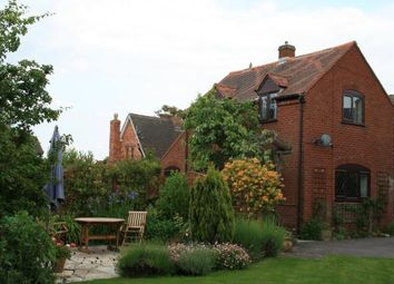 Thumbnail 1 bed link-detached house to rent in Main Road, Shuttington, Tamworth