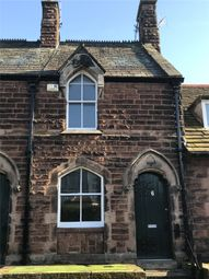 Thumbnail 2 bed terraced house to rent in Wilshaw Terrace, Church Road, Thornton Hough, Wirral