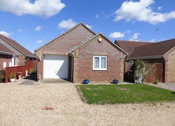 Thumbnail Detached bungalow for sale in Richmond Way, Leverington, Wisbech