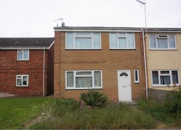 Thumbnail 3 bed end terrace house for sale in Five Elms, King's Lynn