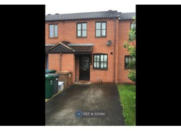 Thumbnail 2 bed terraced house to rent in Hanbury Avenue, Derbys