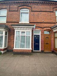 Thumbnail Terraced house for sale in Cherrywood Road, Birmingham
