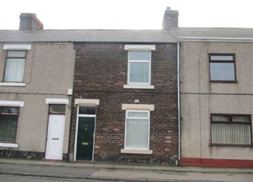 Thumbnail 2 bed terraced house to rent in West Chilton Terrace, Chilton, Co. Durham