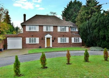 Thumbnail 4 bed detached house for sale in Wood Lane Close, Iver Heath, Buckinghamshire