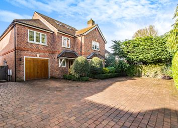 Thumbnail Detached house for sale in Anstey Lane, Alton