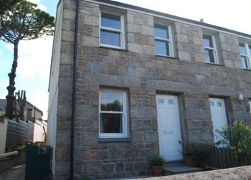 Thumbnail 2 bed end terrace house for sale in Carn Bosavern, St. Just, Penzance