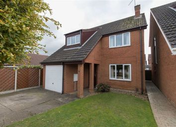Thumbnail 4 bed property for sale in Brunel Close, Scunthorpe