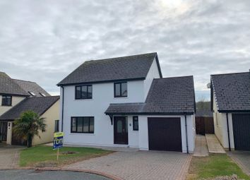 Thumbnail 4 bed detached house for sale in Swallow Dale, Saundersfoot, Pembrokeshire
