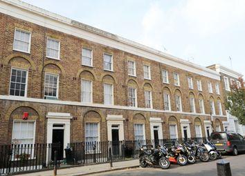 Thumbnail 2 bed flat to rent in Balfe Street, Kings Cross