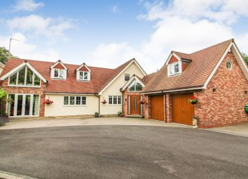 Thumbnail 4 bedroom detached house for sale in Park Avenue, Hartlepool