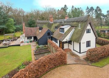 Thumbnail 5 bed detached house for sale in Heath Road, Little Braxted, Witham, Essex