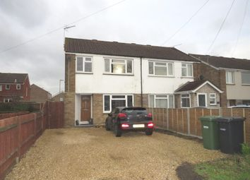 Thumbnail 3 bed semi-detached house for sale in Freegrounds Road, Hedge End, Southampton
