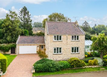 Thumbnail 4 bed detached house for sale in Fine Garth Close, Bramham, Wetherby, West Yorkshire