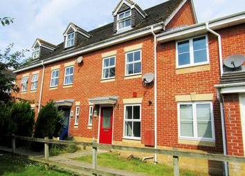 Thumbnail 3 bed town house to rent in Thyme Avenue, Whiteley, Fareham