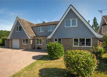 Thumbnail 5 bed detached house for sale in Ashley Park, Maidenhead, Berkshire