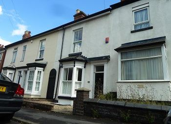Thumbnail 2 bed terraced house to rent in Bull Street, Harborne, Birmingham