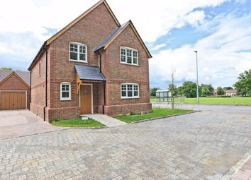 Thumbnail 4 bed detached house for sale in Baird Road, Arborfield, Reading
