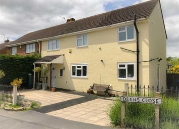 Thumbnail 3 bed semi-detached house for sale in Deans Close, Stoke Poges, Slough
