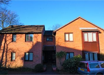 Thumbnail 1 bed flat for sale in Manor Crescent, Honiton