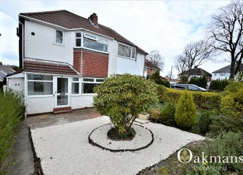 Thumbnail 2 bed semi-detached house for sale in Falconhurst Road, Birmingham, West Midlands.