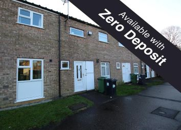 Thumbnail 3 bedroom terraced house to rent in Outfield, Bretton, Peterborough