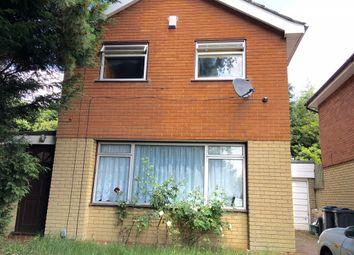 Thumbnail 3 bed detached house for sale in Doulton Close, Quinton, Birmingham