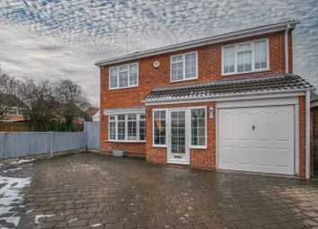 4 bed detached house for sale in Cheswick Close, Redditch B98