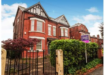 Thumbnail 1 bed flat for sale in 210 Buxton Road, Great Moor, Stockport
