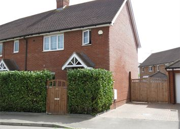 Thumbnail 3 bed end terrace house for sale in Mulberry Way, Sittingbourne, Kent
