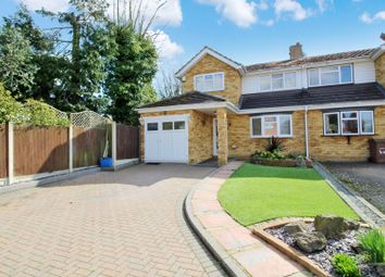 Thumbnail 3 bed semi-detached house for sale in The Green, Orsett Village