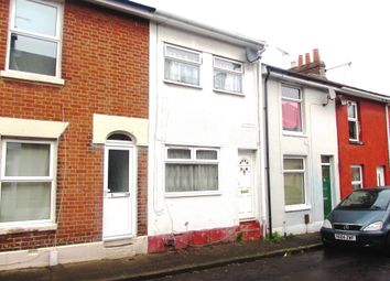 Thumbnail 2 bedroom terraced house for sale in Alma Street, Gosport, Hampshire
