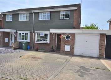 Thumbnail 3 bed semi-detached house for sale in Bittern Avenue, Abbeydale, Gloucester