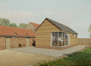 Thumbnail 4 bed barn conversion for sale in City Road, Stathern, Melton Mowbray