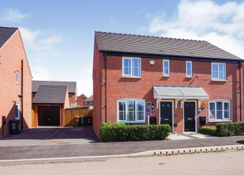 Thumbnail 3 bed semi-detached house for sale in Mitford Road, Derby