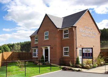 "Thumbnail 4 bedroom detached house for sale in ""Mitchell"" at Craneshaugh Close, Hexham"