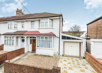 Thumbnail 3 bedroom end terrace house for sale in Mortimer Road, Mitcham