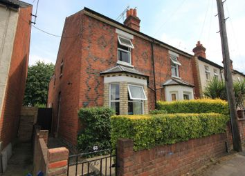 Thumbnail 4 bed semi-detached house for sale in Beecham Road, Reading